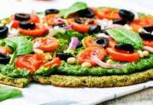 Finger food di legumi con formaggio e verdure