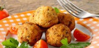 Polpettine di merluzzo e basilico ricettasprint