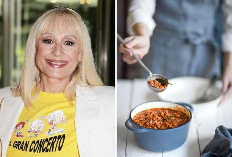 Raffaella Carrà passione cucina - RicettaSprint