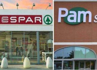 Richiami nei supermercati Despar e Pam