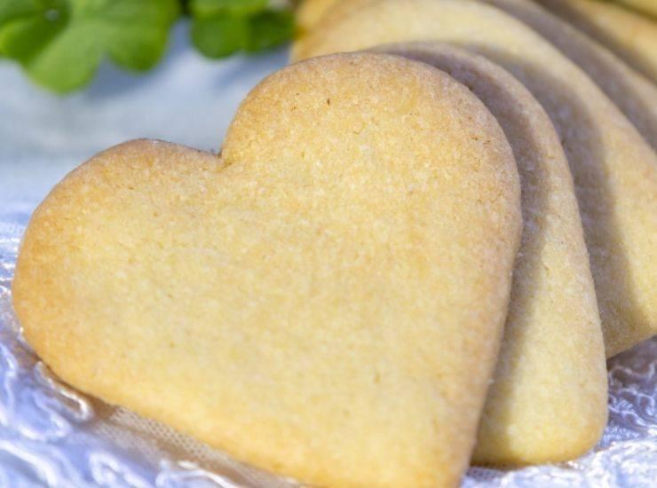 Sbriciolata al limone senza cottura ricetta
