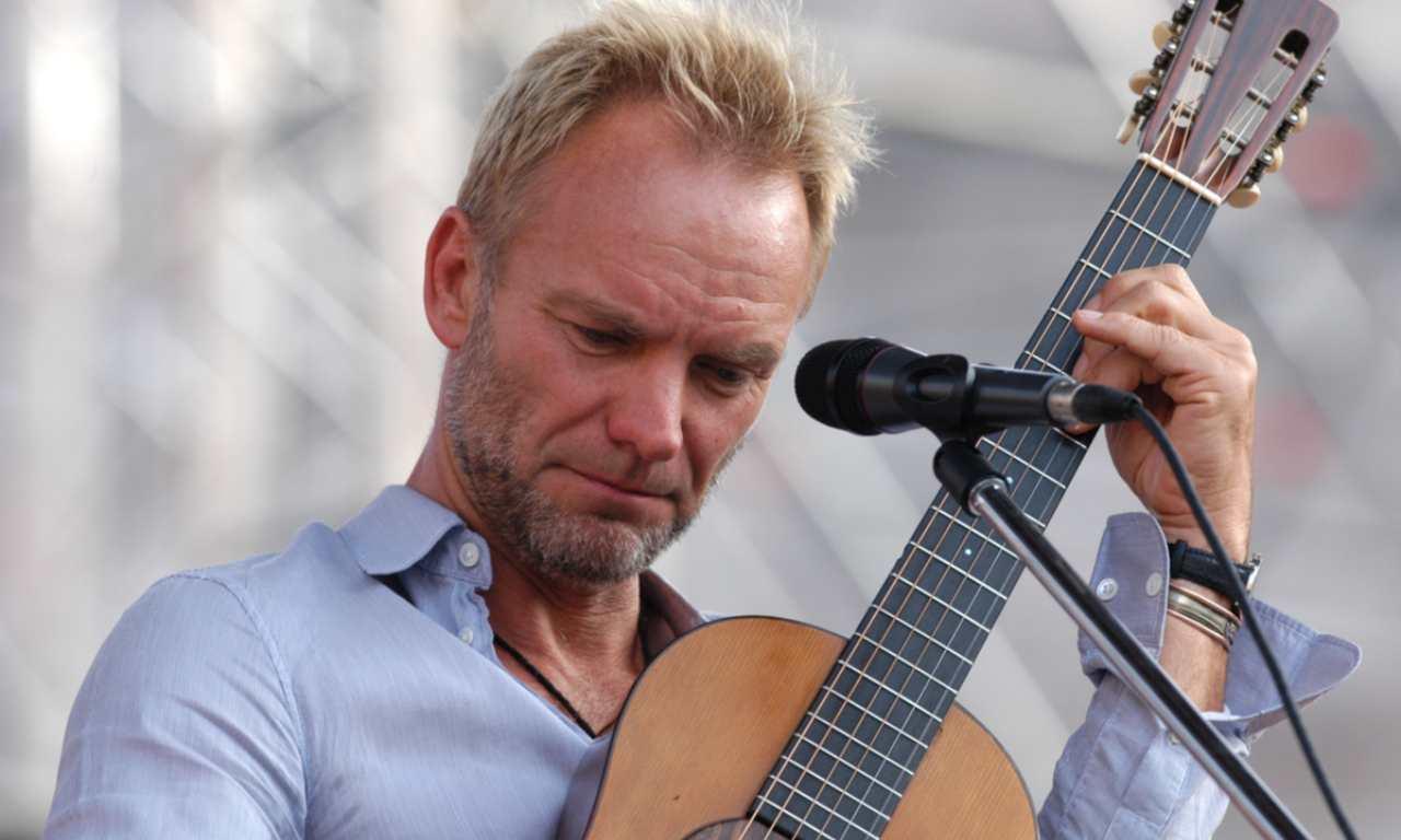 Sting vino musica vino Italia - RicettaSprint
