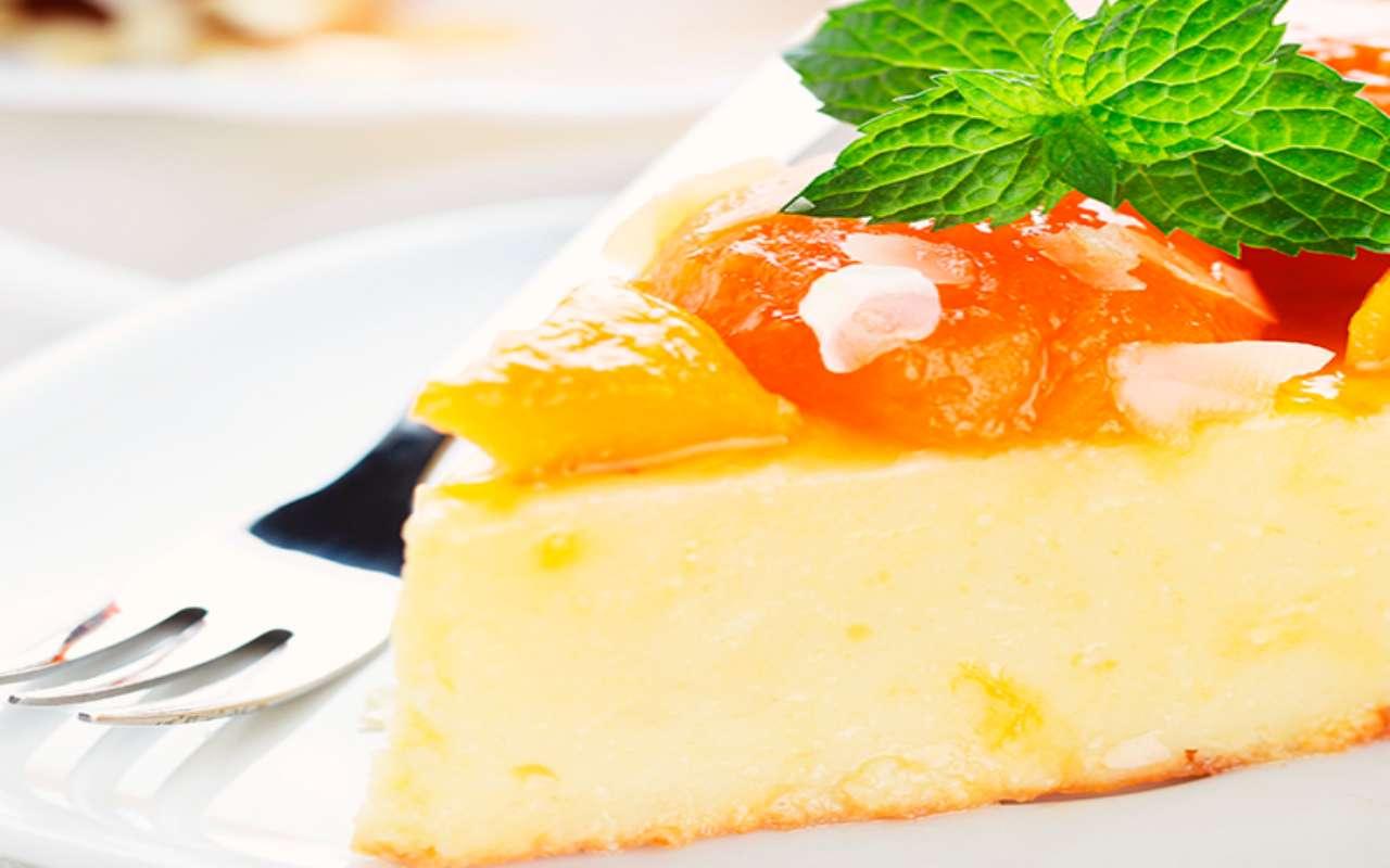torta melone mascarpone ricetta FOTO ricettasprint