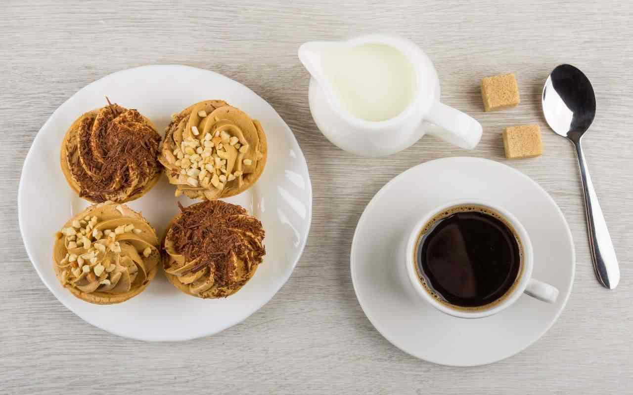 tortine caffè mascarpone ricetta FOTO ricettasprint