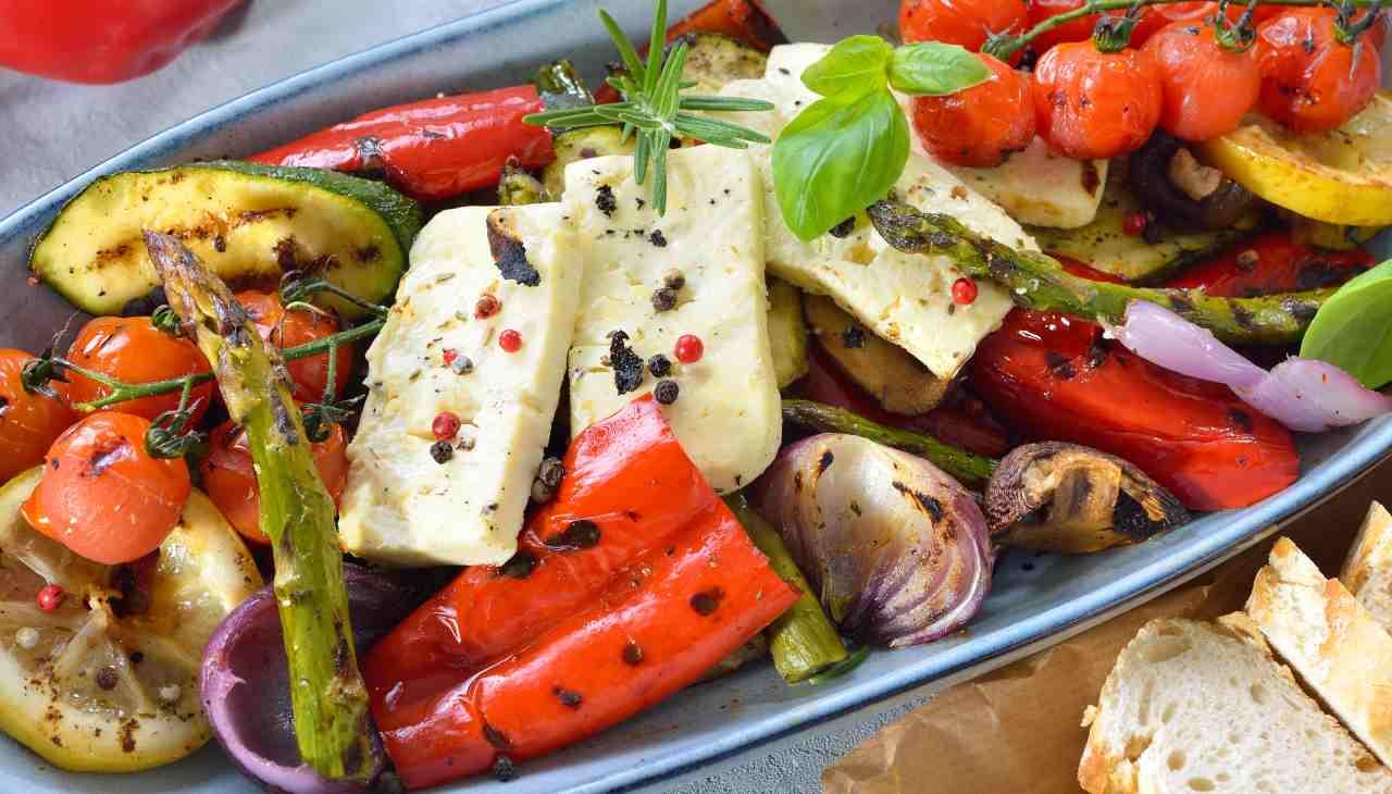finegr food vegano
