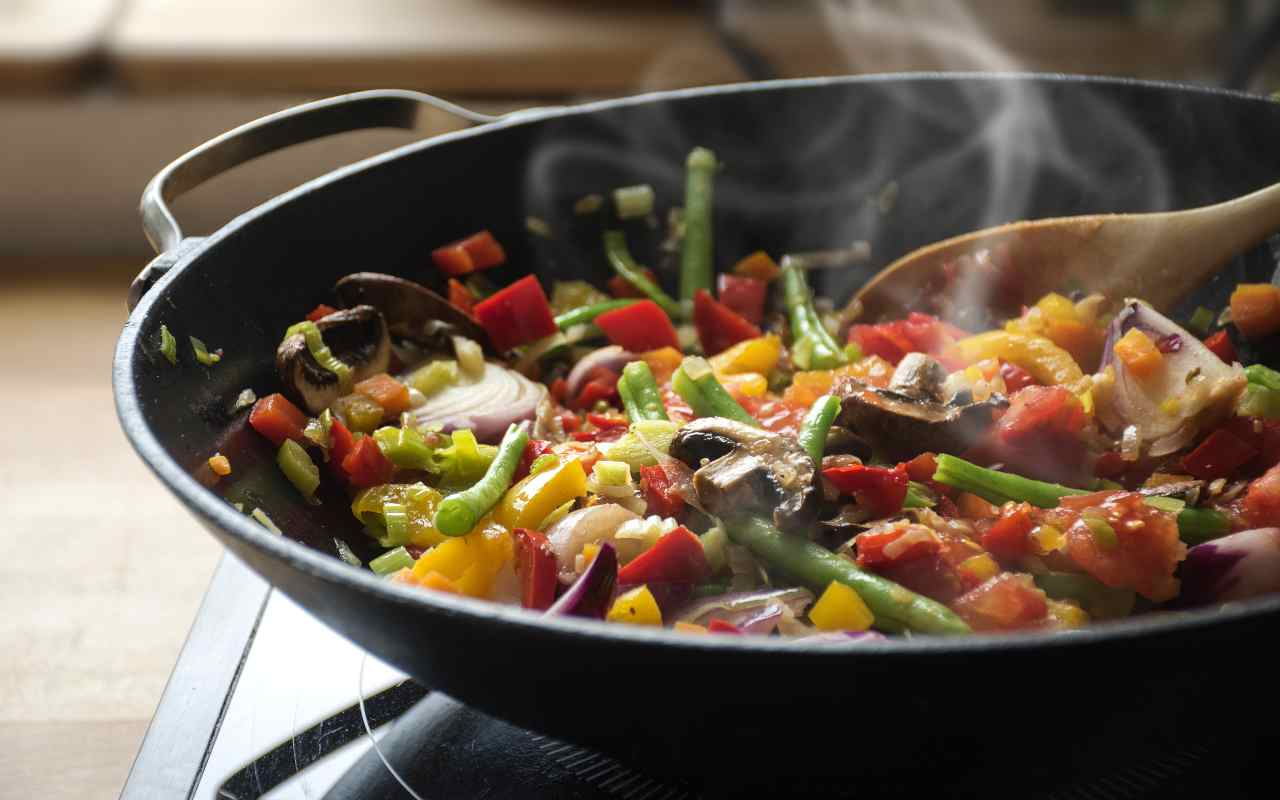 verdure origano ricetta FOTO ricettasprint