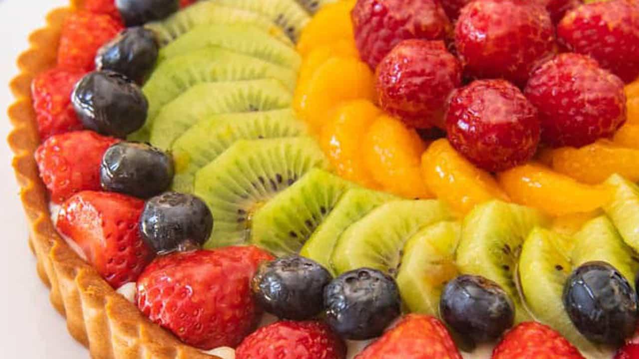 Doce alla frutta senza lattosio