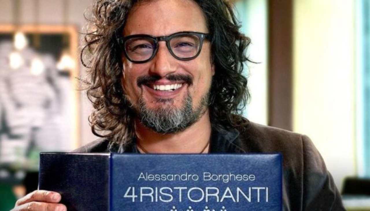 Alessandro Borghese 4 Ristoranti conto - RicettaSprint
