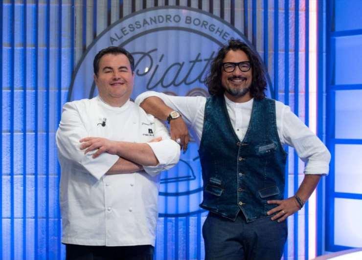 Alessandro Borghese cucina come Las Vegas - RicettaSprint
