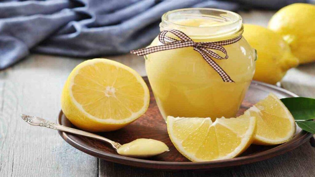 Brioche soffice al limone