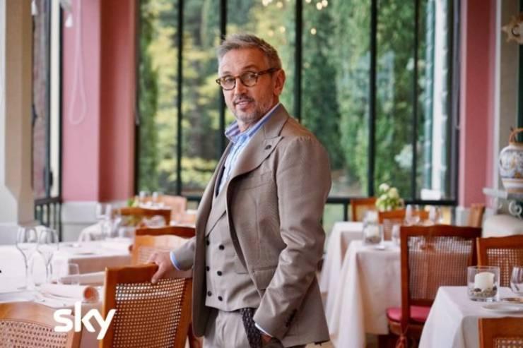 Bruno Barbieri chef set - RicettaSprint