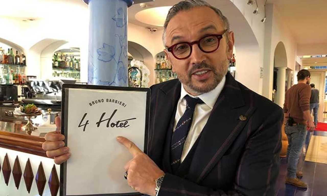 Bruno Barbieri vacanzieri 4 Hotel - RicettaSprint