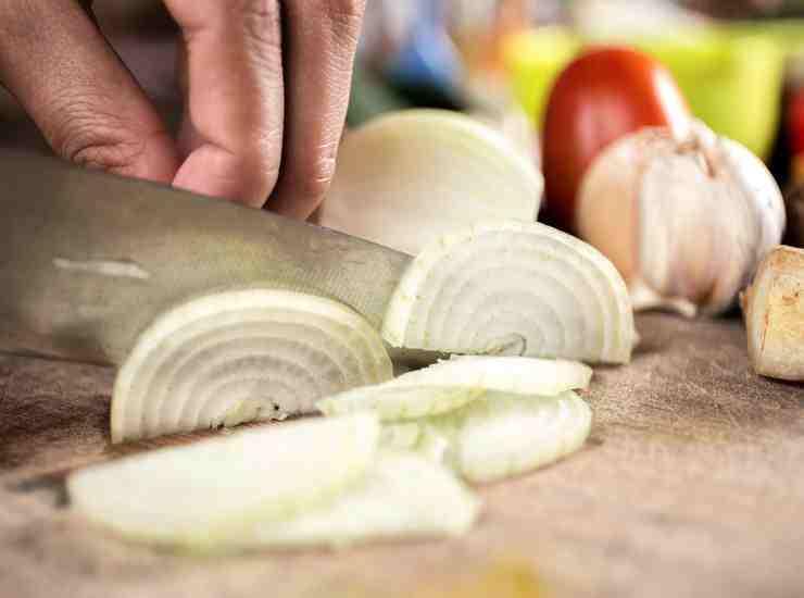 Bruschetta con zucchine a fettine FOTO ricettasprint