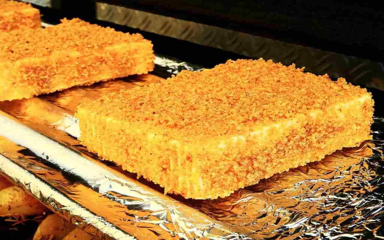 cotolette formaggio ricetta FOTO ricettasprint
