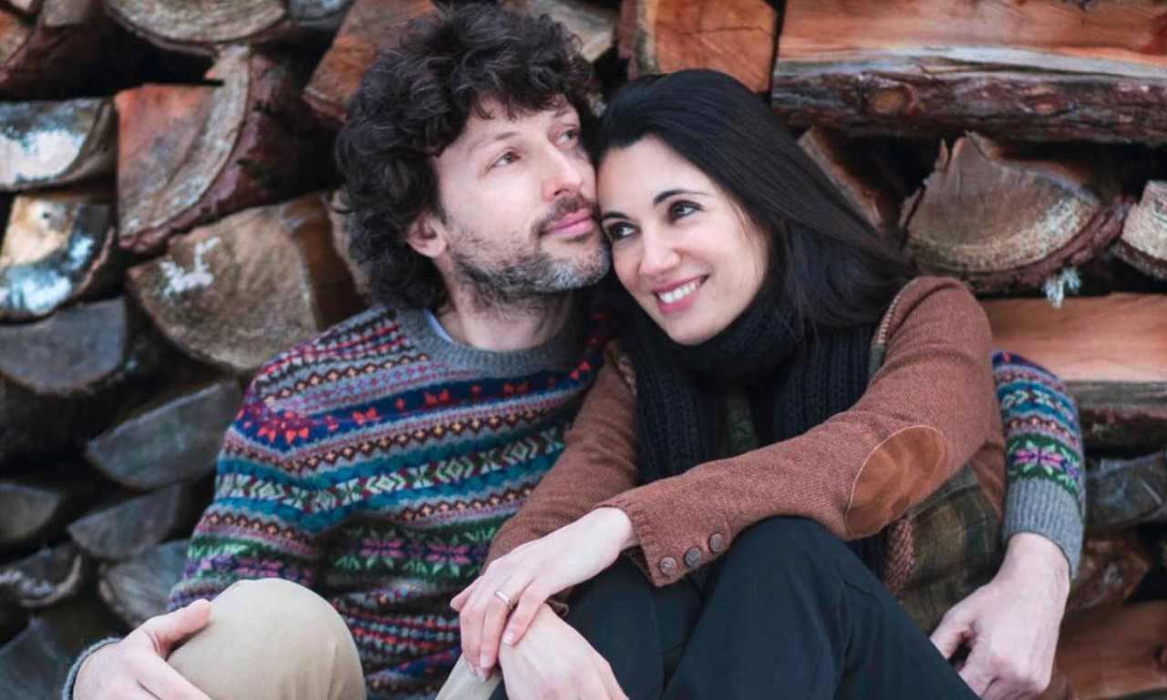 Csaba Dalla Zorza amarcord matrimonio - RicettaSprint