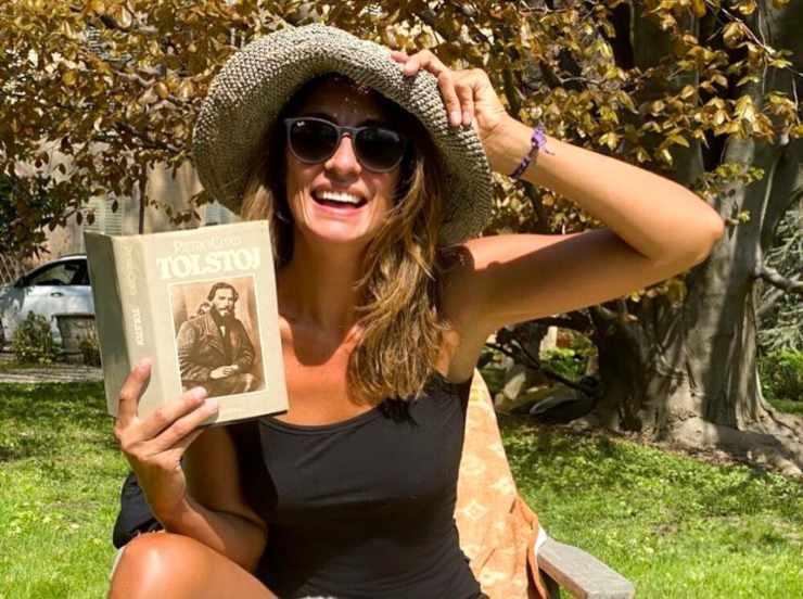 Elisa Isoardi video a luci rosse - RicettaSprint