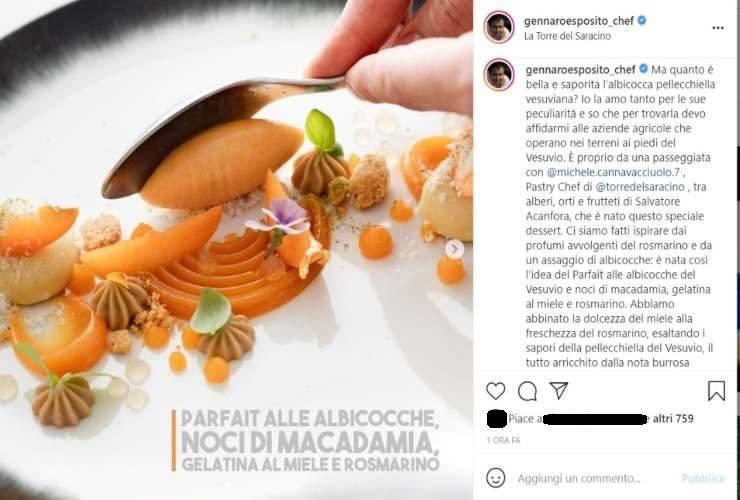 Gennaro Esposito passione sfrenata - RicettaSprint