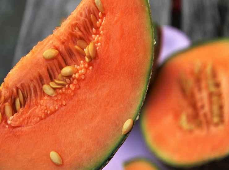 Ghiaccioli al melone FOTO ricettasprint