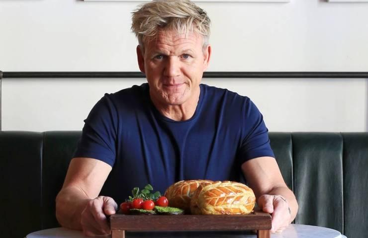 Gordon Ramsay chef ricco - RicettaSprint
