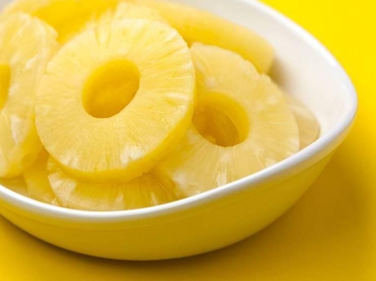 Limonata di ananas FOTO ricettasprint