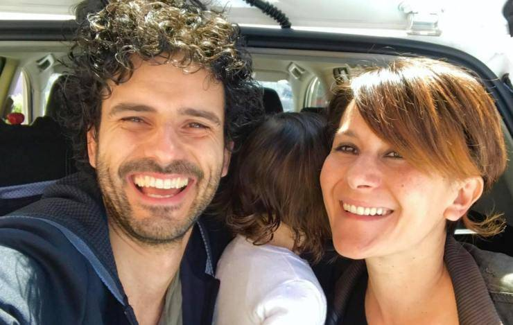 Marco Bianchi ex moglie Veruska - RicettaSprint
