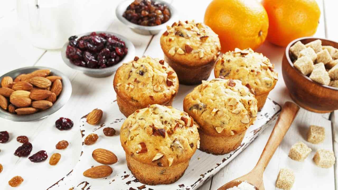 Muffin arancia