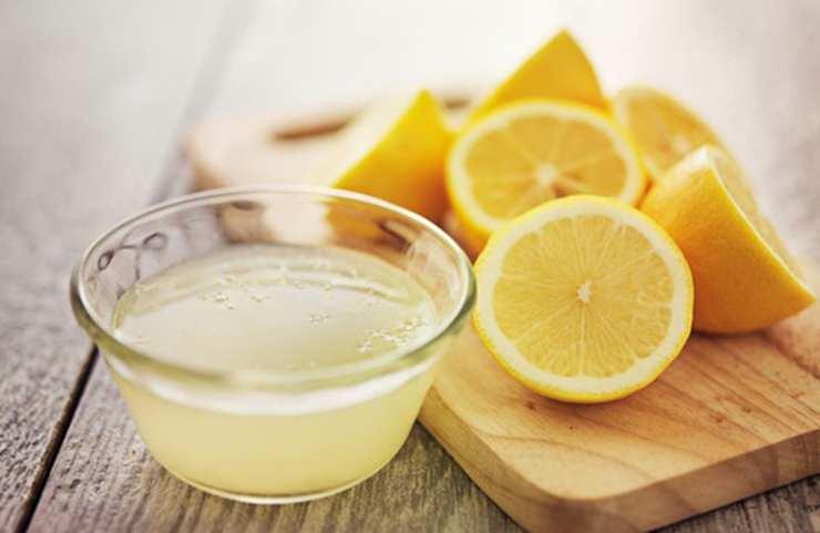 Pasta con panna e limone