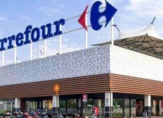 Richiamo alimentare da Carrefour
