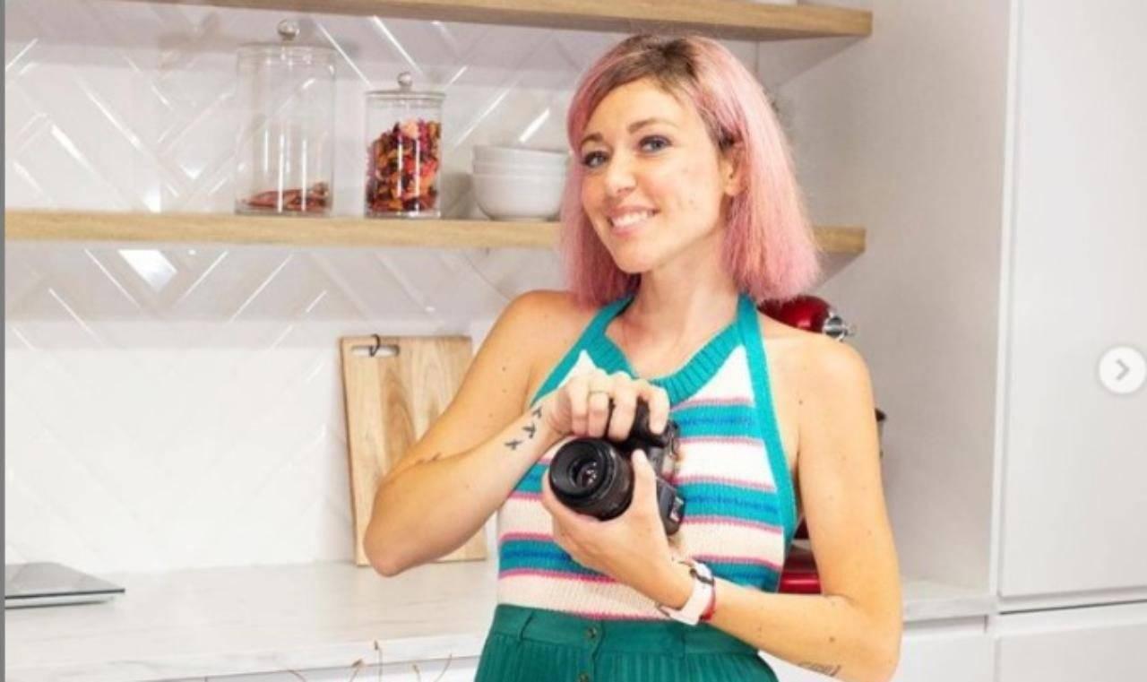 Sara Brancaccio a ruota libera - RicettaSprint