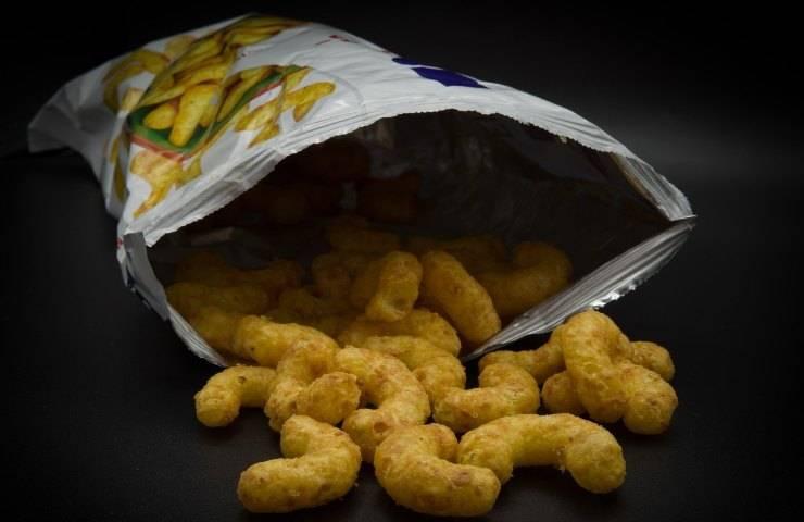 alimenti per bambini gravi irregolarità
