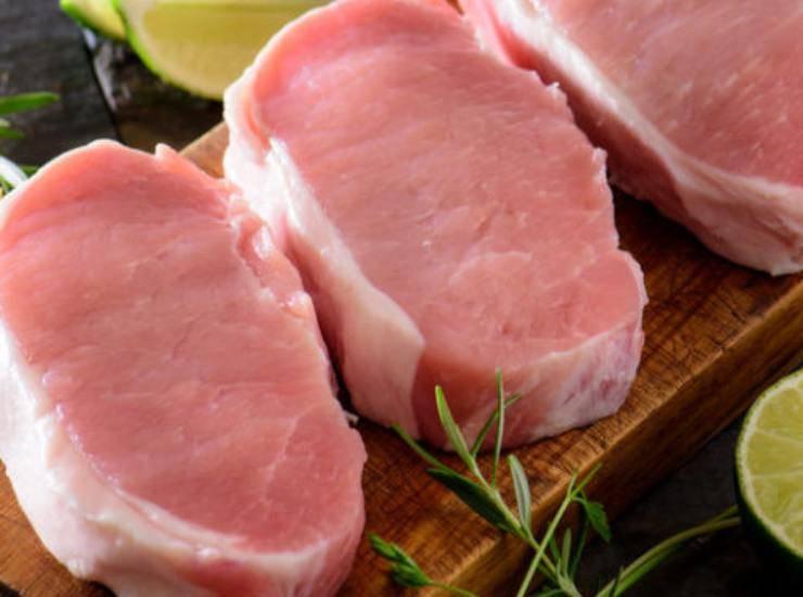 filetto di maiale
