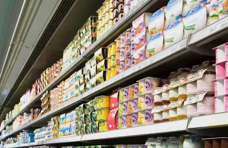 Diversi yogurt richiamati per ossido di etilene