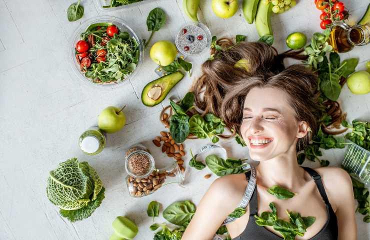 Alimentazione sana cosa fare