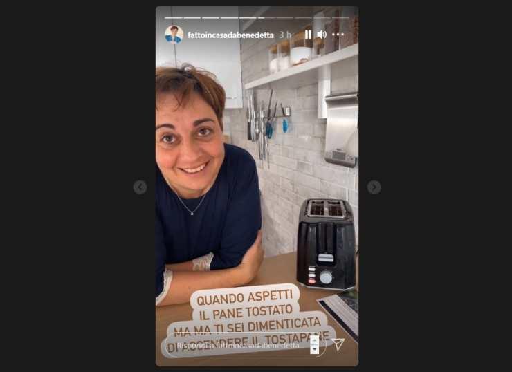 Benedetta Rossi successo dimenticato - RicettaSprint