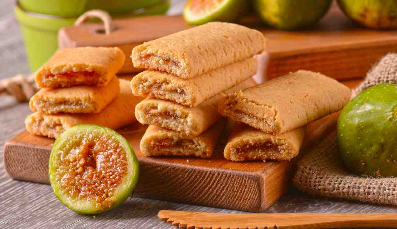 Biscotti ai fichi settembrini ricettasprint