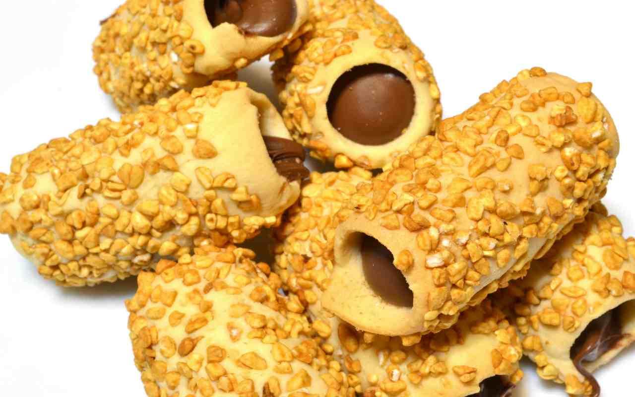 biscotto nocciola nutella ricetta FOTO ricettasprint