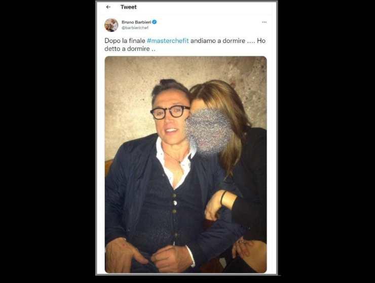 Bruno Barbieri è fidanzato - RicettaSprint