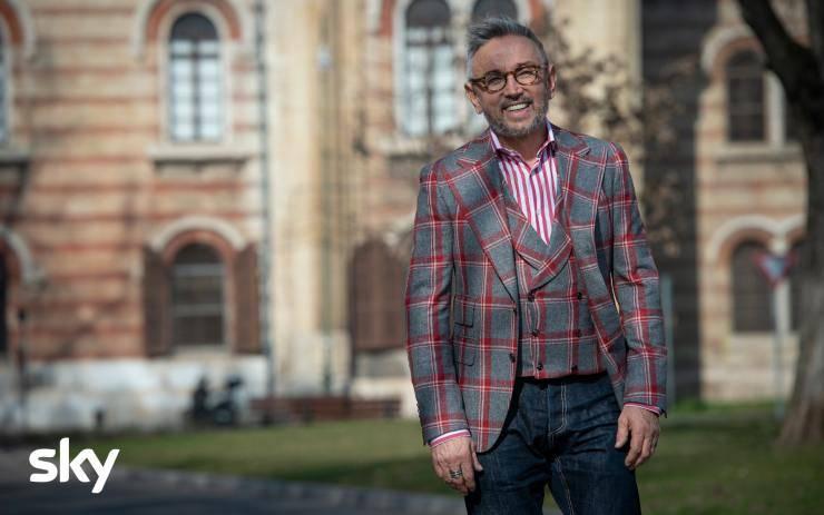 Bruno Barbieri saluto dello chef - RicettaSprint