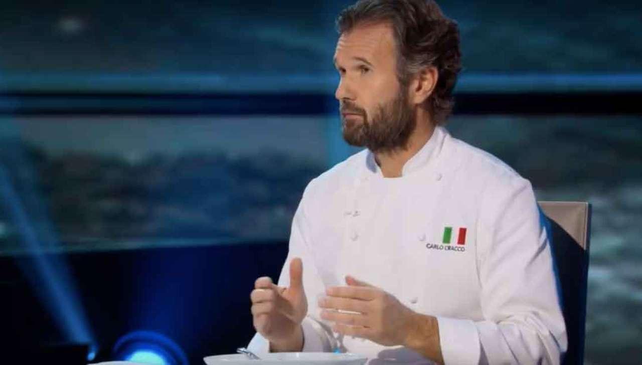 Carlo Cracco anticipazioni Dinner Club - RicettaSprint