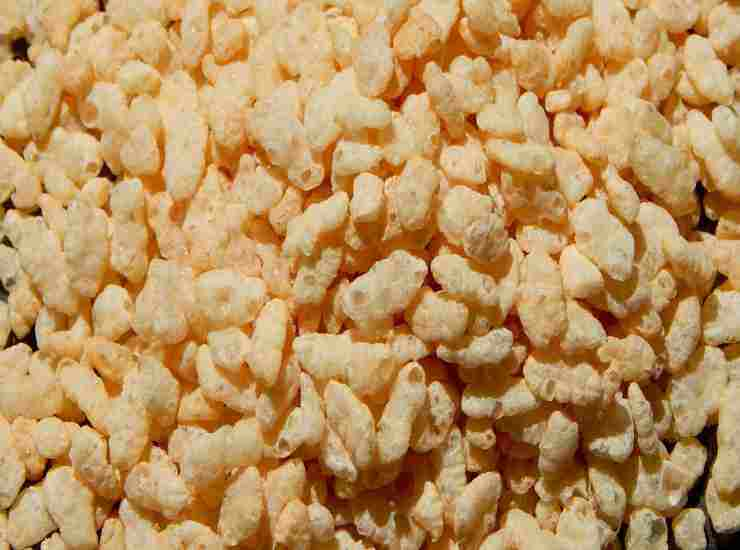 Cheesecake con riso soffiato FOTO ricettasprint
