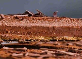 Crostata veloce al doppio cioccolato