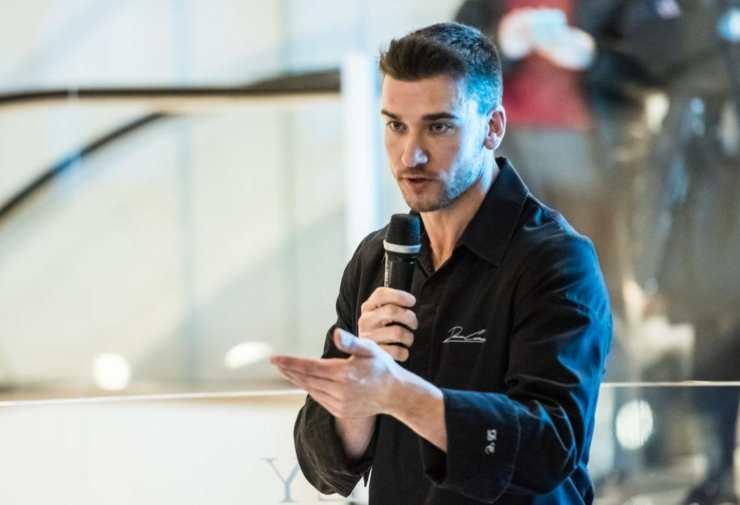 Damiano Carrara dedica speciale - RicettaSprint