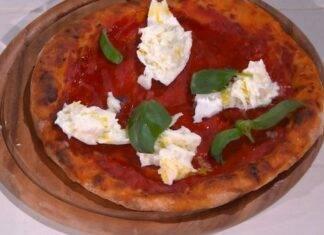 E' sempre mezzogiorno   Ricetta del panificatore Fulvio Marino   Pizza Italia