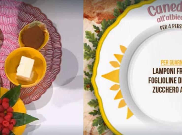 E' sempre mezzogiorno   Ricetta della chef Barbara De Nigris   Canederli all'albicocca