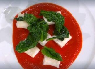 E' sempre mezzogiorno | Ricetta della chef Caterina Ceraudo | Gnocchi di ricotta con peperoni