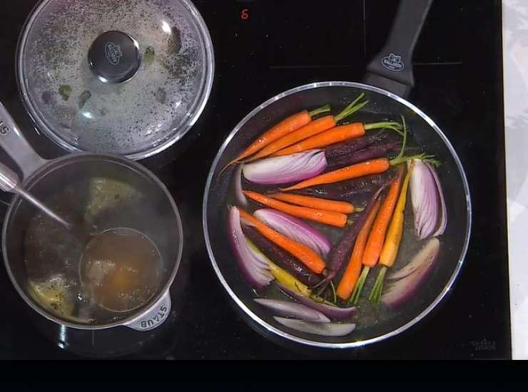 E' sempre mezzogiorno   Ricetta della chef Francesca Marsetti   Pollo farcito al limone