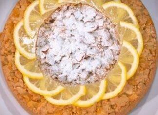 E' sempre mezzogiorno | Ricetta della chef Natalia Cattelani | Torta sole d'Ischia