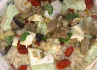E' sempre mezzogiorno | Ricetta dello chef Barzetti | Risotto alla parmigiana di melanzane