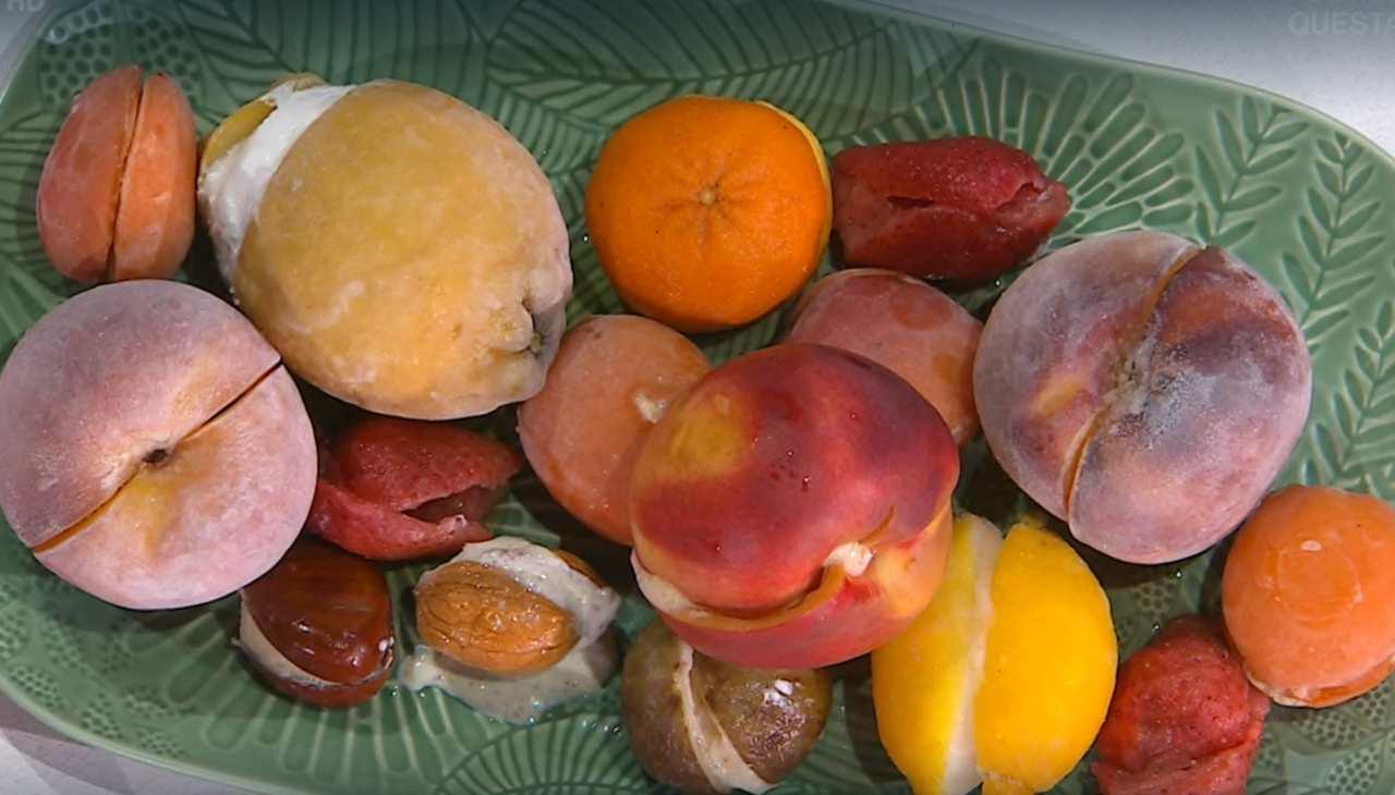 E' sempre mezzogiorno | Ricetta dello chef gelatiere Massimiliano Scotti | I fruttini