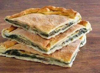focaccia spinaci ricetta FOTO ricettasprint